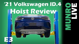 2021 Volkswagen ID.4: E3 - Hoist Review, Front and Rear Suspension