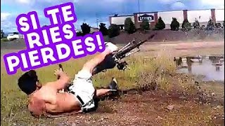 If You Laugh You Lose! More Funny Videos: Laugh Videos: Extreme Level: Monalisa Comp Tntl