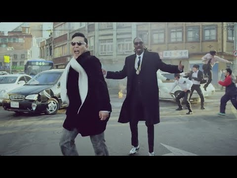 PSY - HANGOVER feat. Snoop Dogg M/V - officialpsy  - HkMNOlYcpHg -