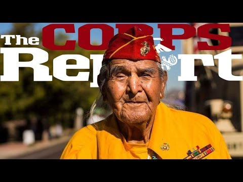 Parris Island Investigation, Navajo Code Talker Passes Away, and New MOS (The Corps Report Ep. 82)