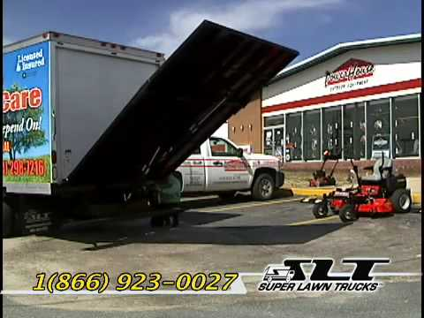 Loading Ramp Perfect For Box Trucks And Landscape