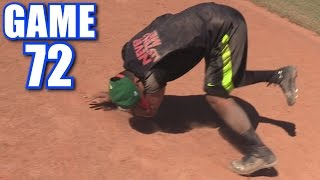 FUNNIEST HOME RUN TROT EVER! | On-Season Softball Series | Game 72