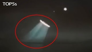 5 Most Shocking & Believable UFO Sightings Caught on Tape...
