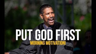 START YOUR DAY WITH GOD FIRST | MORNING MOTIVATION - Amazing Motivation for Success