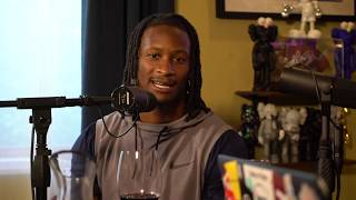 Todd Gurley On His Growth As A Ram - LightHarted Podcast With Josh Hart
