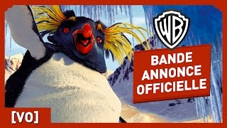 Happy feet 2 :  bande-annonce VO