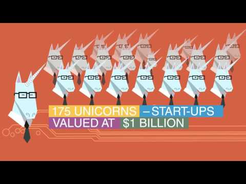 Ep 2 - How Can Businesses Stay Ahead of Digital Disruption - Animation for the World Economic Forum