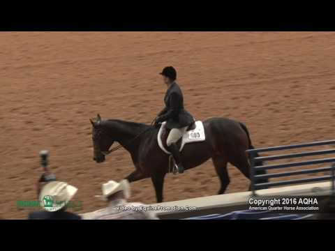 A Judges Perspective: 2016 Select Hunt Seat Equitation World Champion