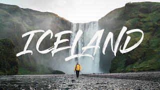 ICELAND - A SUMMER ROAD TRIP