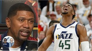 Donovan Mitchell proved he has the goods, Jazz need more athleticism - Jalen Rose | Jalen & Jacoby