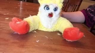 Furby Without Fur Made Into Weirder Creature?