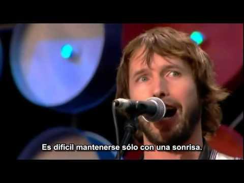 James Blunt Wild World (Earth Concert) Live subtitulado español