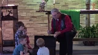 CCLC August 19, 2018 Children's sermon