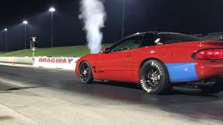 6 Speed Nitrous LS1 in the 10's!!