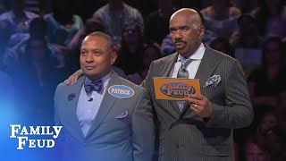 VERY FAST MONEY!!!   Family Feud