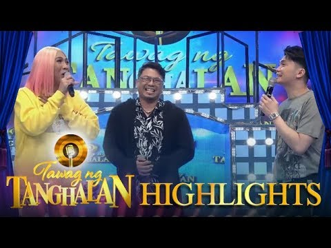 Tawag ng Tanghalan: Vice Ganda comments on being complimented that she is beautiful in person