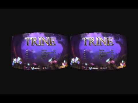 Tridef does Trine in stereoscopic 3D - realtime rifted for Oculus Rift