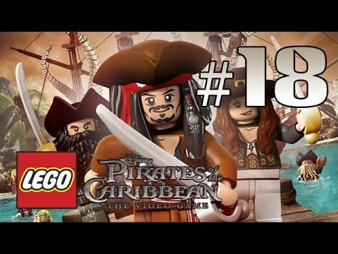 We Play: LEGO: Pirates Of The Caribbean - A Spanish Legacy - Part 18 Walkthrough - Smashpipe Games