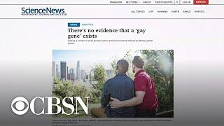 Un estudio sobre los vínculos genéticos con la orientación sexual no encuentra un «gen gay»