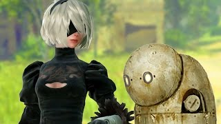 Cute Robot Game