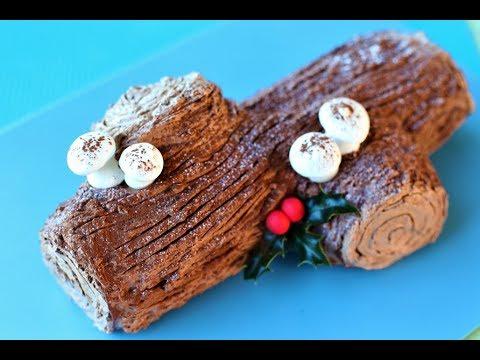 Торт Рождественское полено рецепт от Dovna Enterprises