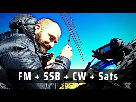 2m SOTA - Every which way but Digital