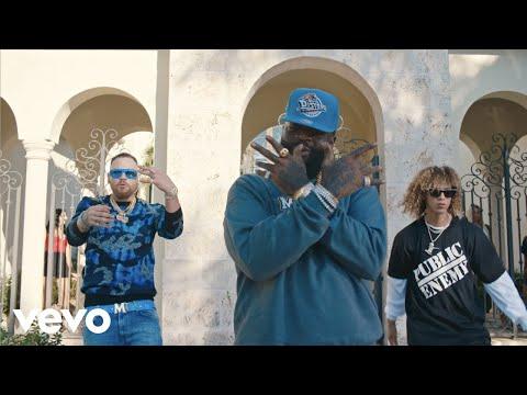 Jon Z, Rick Ross, Miky Woodz - Star Island (Official Video)