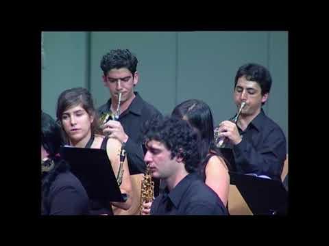 Symphony nº2 ASOCIACIÓN MÚSICO-CULTURAL MAESTRO DE FALLA de PADUL