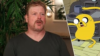 Adventure Time's John DiMaggio on how he got his start in voice acting