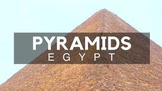 Pyramids of Egypt - The Three Great Pyramids of Giza