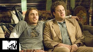The Funniest Movie Stoner Moments – Pineapple Express & More | MTV Movies