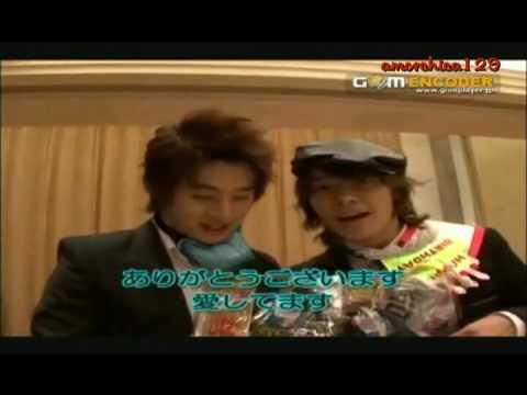 Super Junior-M Birthday Party for HenHae [english sub]