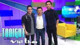 Tonight with Việt Thảo #102 - Trịnh Hội & Andy Quách