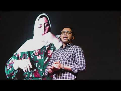 I lost my leg but gained my life | Mohamed Elkelany | TEDxAssuitUniversity
