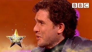 Kit Harington's emotional goodbye to Jon Snow 😭- BBC