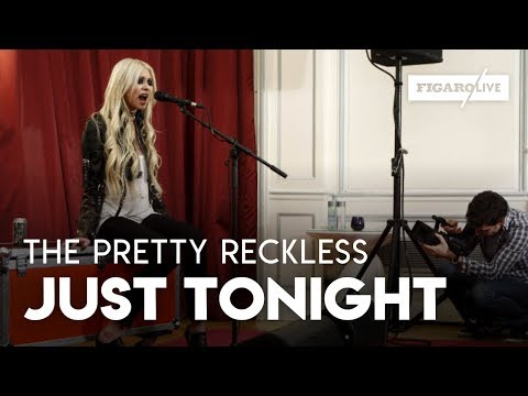 The Pretty Reckless (Taylor Momsen) - Just Tonight - Le Live