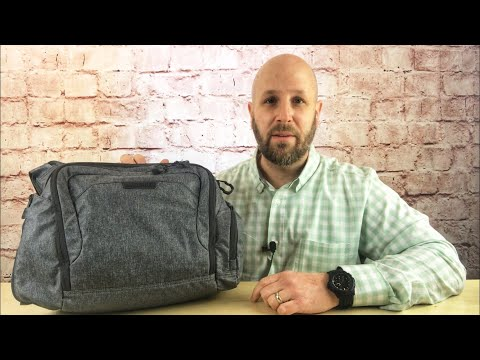 My NEW Everyday Carry Bag: The Maxpedition Cross Body Bag, Large Size