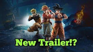So bandai just dropped a new character trailer.....