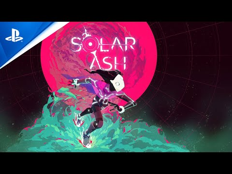 Solar Ash - Gameplay Trailer | PS5, PS4
