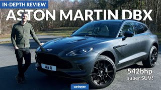 2021 Aston Martin DBX in-depth review - is this the best super SUV to buy?