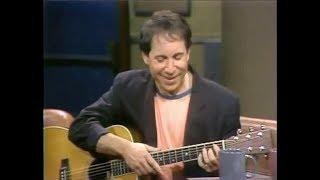 Paul Simon on Late Night, May 20, 1982