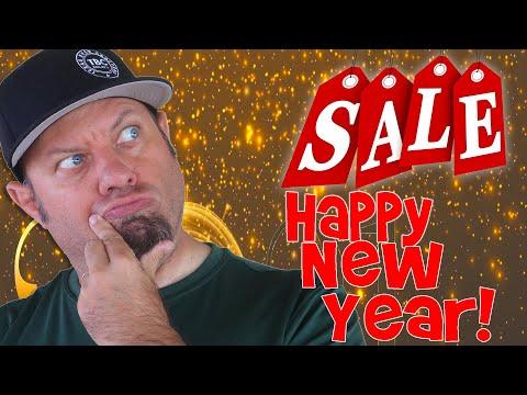 Ham Radio Shopping Deals for January 1, 2021