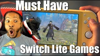 Best Games For Nintendo Switch Lite
