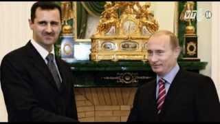 VTC14_Chuyện Đông chuyện Tây_Đại sứ quán Nga tại Syria bị nã pháo