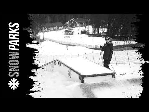 SkiStar Snow Parks - How-To - I parken