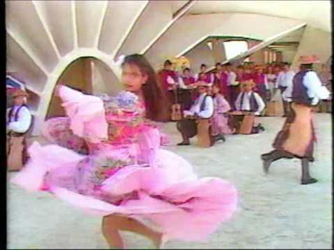 Bolivia: Bailes del Chaco (Chacarera)