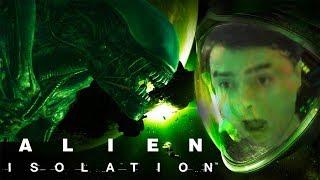 Alien: Isolation от Актера (ТУПА ОР)