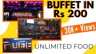 Unlimited Buffet For INR 200 || Mumbai Food || Rajeev Rajguru Vlogs || INDIAN Food || Best Buffet
