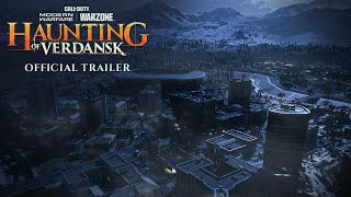 The Haunting of Verdansk Trailer preview image