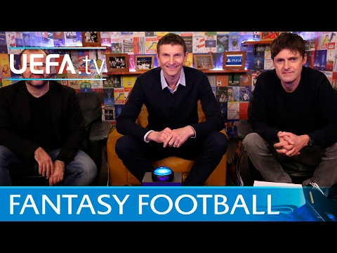 Fantasy Football show featuring Tore André Flo